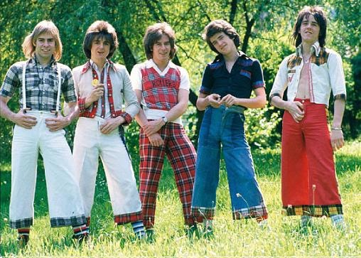 Image result for bay city rollers then and now