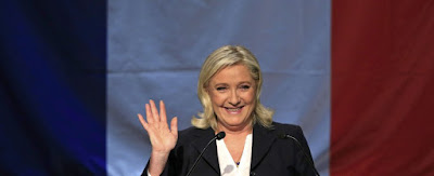 buongiornolink - Francia, Front National primo in 6 regioni. Marine Le Pen Siamo il primo partito