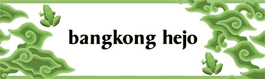 bangkong hejo