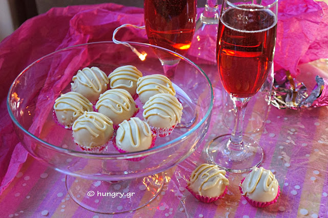 Apricot and Coconut Truffles