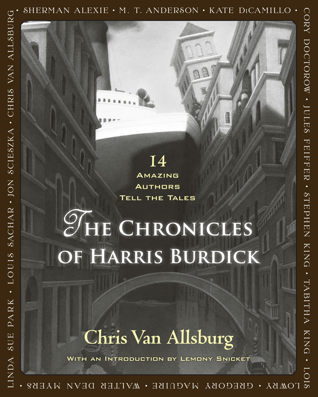 the mysteries of harris burdick review exlt