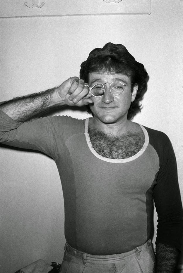 robin williams photos