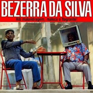 Bezerra da Silva - Al� Malandragem, Maloca o Flagrante