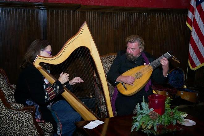 Clamjamfrie !!    Scottish/ Irish Tunes !
