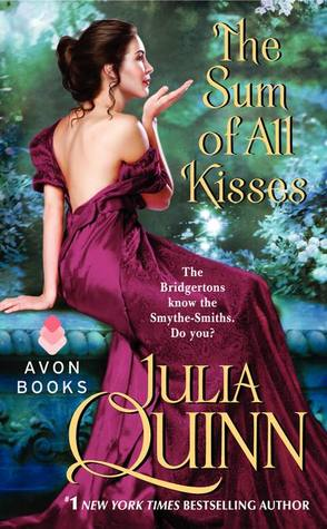 The Sum of All Kisses book cover