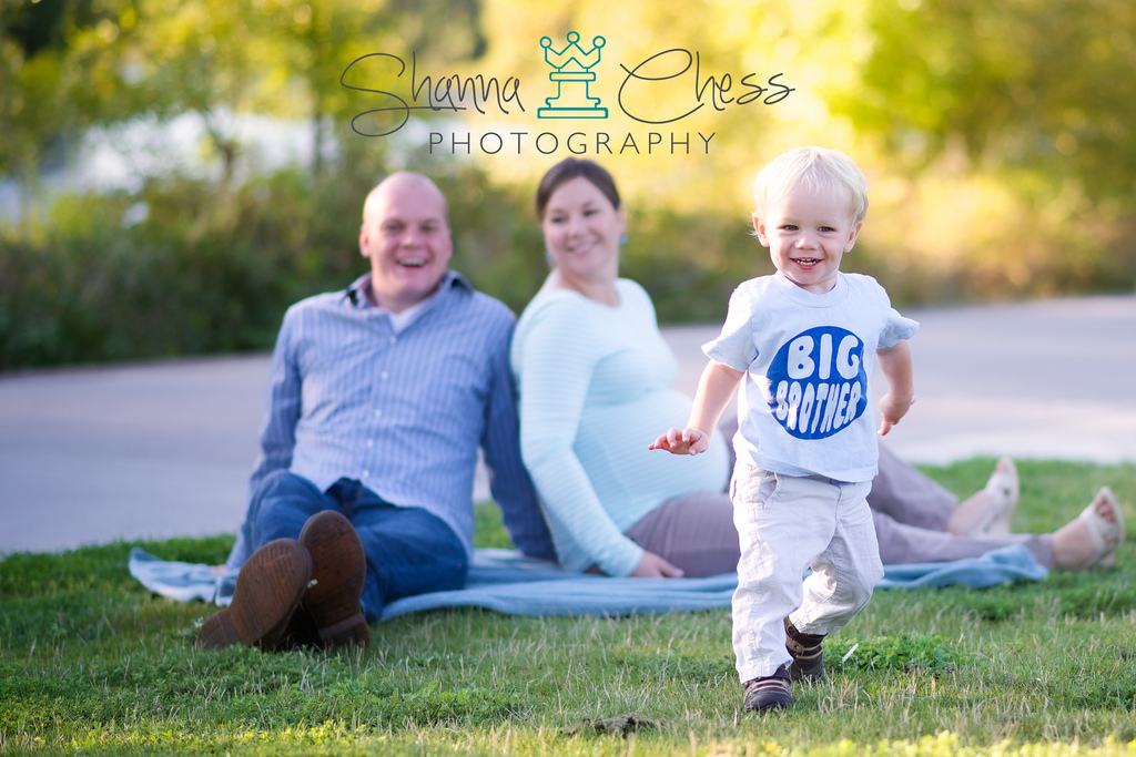 Eugene or maternity photography alton baker park