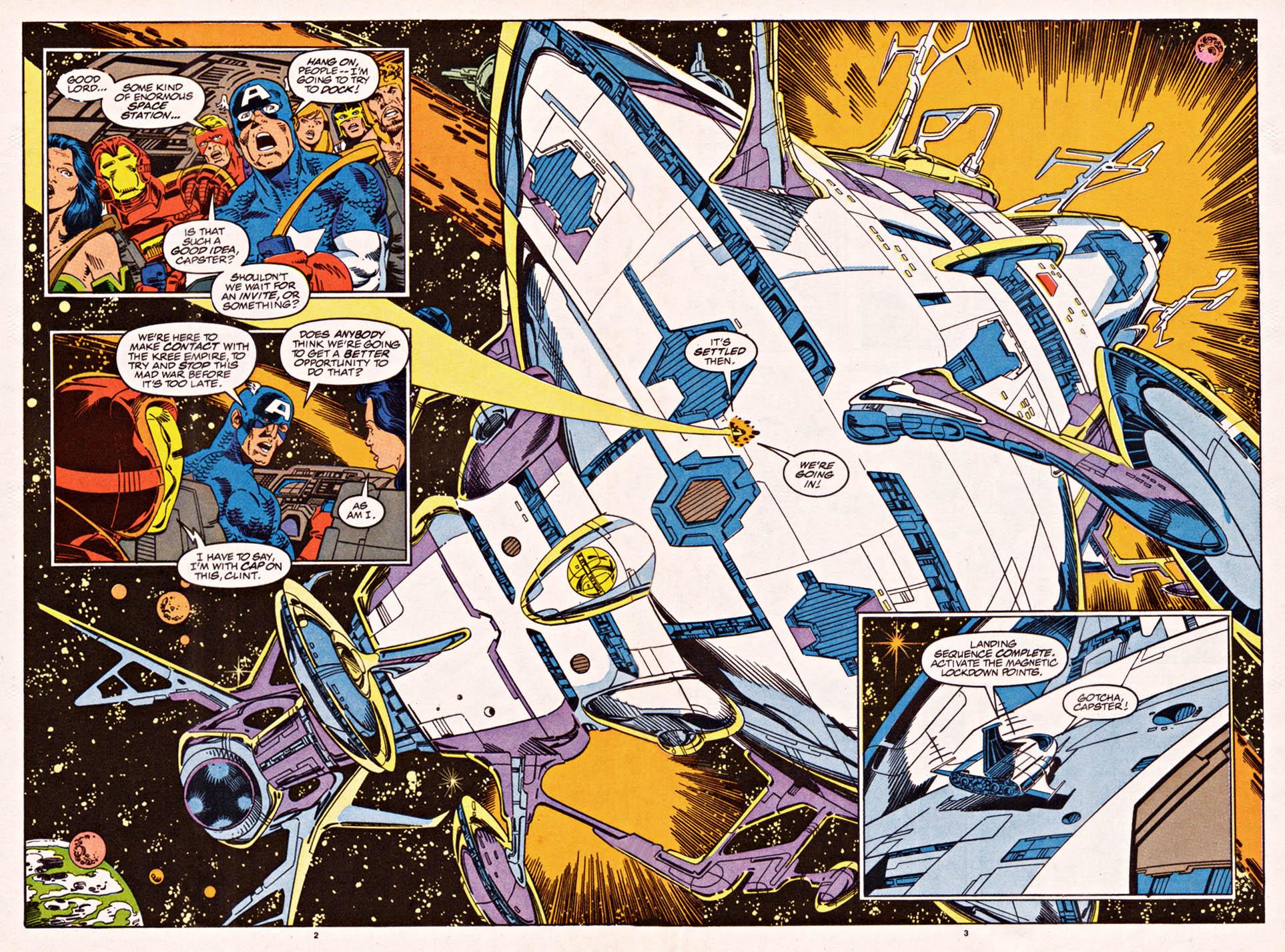 Captain America (1968) Issue #398f #336 - English 4