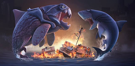 Hungry Shark Evolution: Quick Walkthrough and Missions Guide - UrGameTips