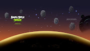 Collection of Angry Birds Space Desktop Wallpapers