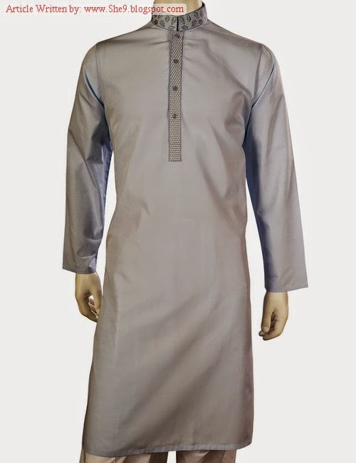 Cambridge Kurta Shalwar Collection for Eid Ul Azha 2014-15 for Men
