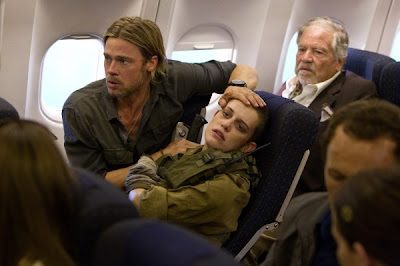 Brad Pitt World War Z image