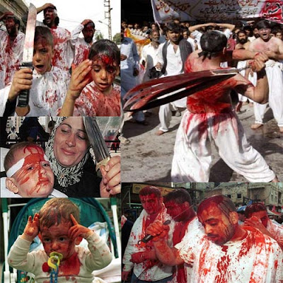 The Bloody Ashura Rite