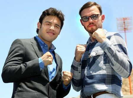 Julio Cesar Chavez, Jr vs. Andy Lee