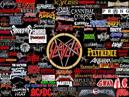Bandas Heavy Metal