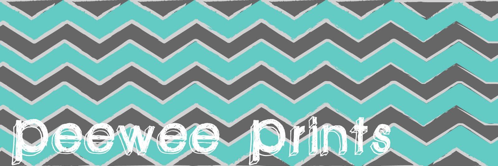 Peewee Prints