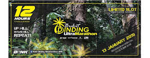 Bukit Dinding Ultra Marathon 2019 - 13 January 2019