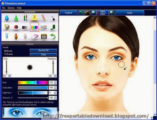 PhotoInstrument is Photo Editing, Photo Retouch, Draw MakeUp