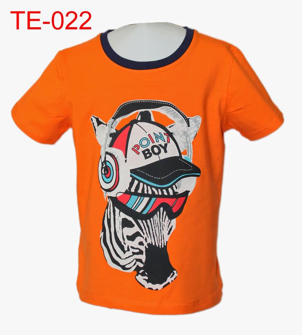 Áo phông trẻ em TE-022