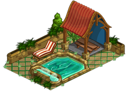 Summer Pool House Stage 3