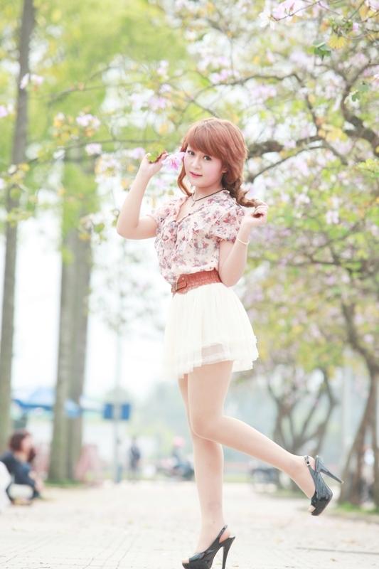 LyBaby Hot girl MXH Tầm Tay