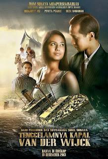 Download Film Tenggelamnya Kapal Van Der Wijck (2013)