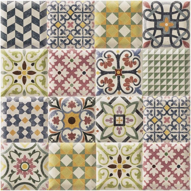 Rafia by natire cosas que nos encantan marzo for Tipos de azulejos