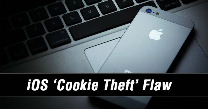 iOS-Cookie-Theft