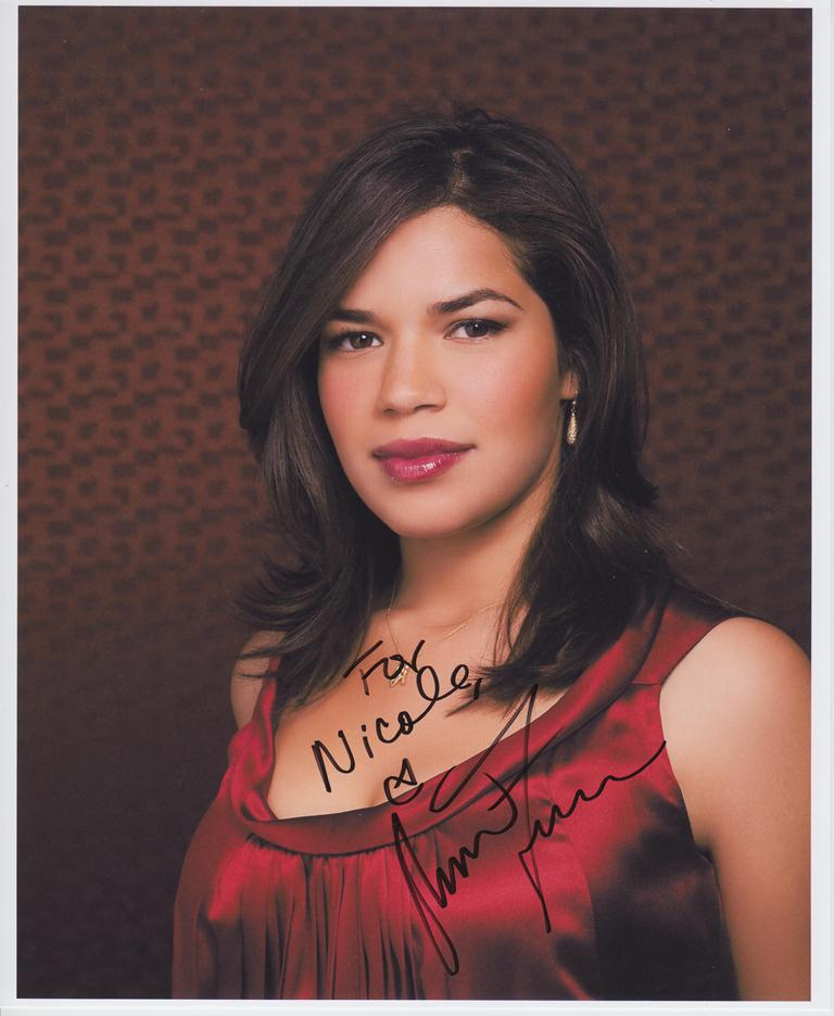 America Ferrera: Latina Superstar (Hot Celebrity Biographies)