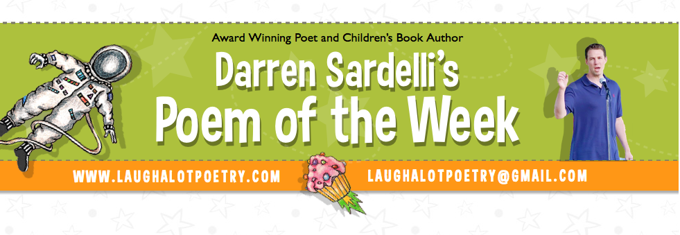 Darren Sardelli's Poem of the Week