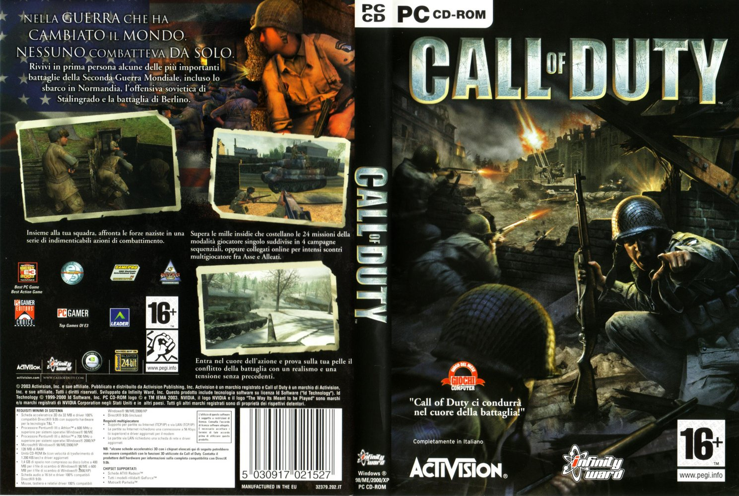 call of duty 1 download pc completo gratis