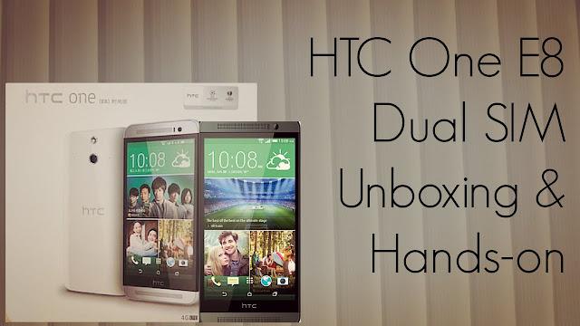 HTC One E8 Price in Pakistan