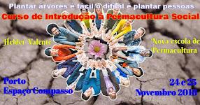 Curso de Permacultura Social - Porto