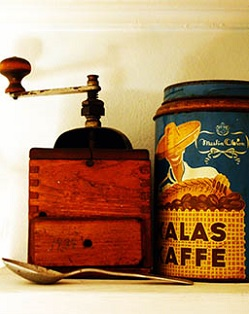 Kahvimylly vuodelta 1939