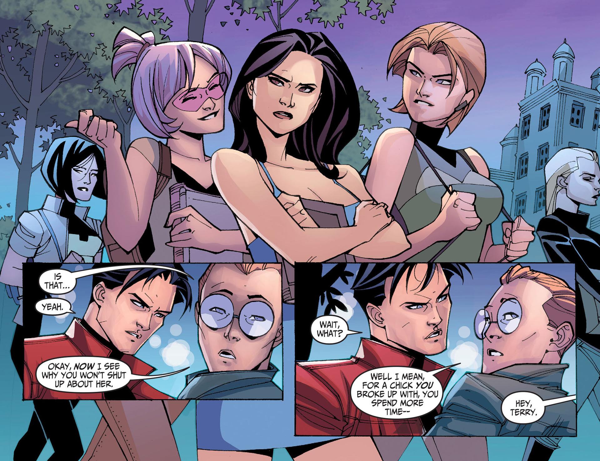 Batman Beyond 2.0 #1 #40 - English 18