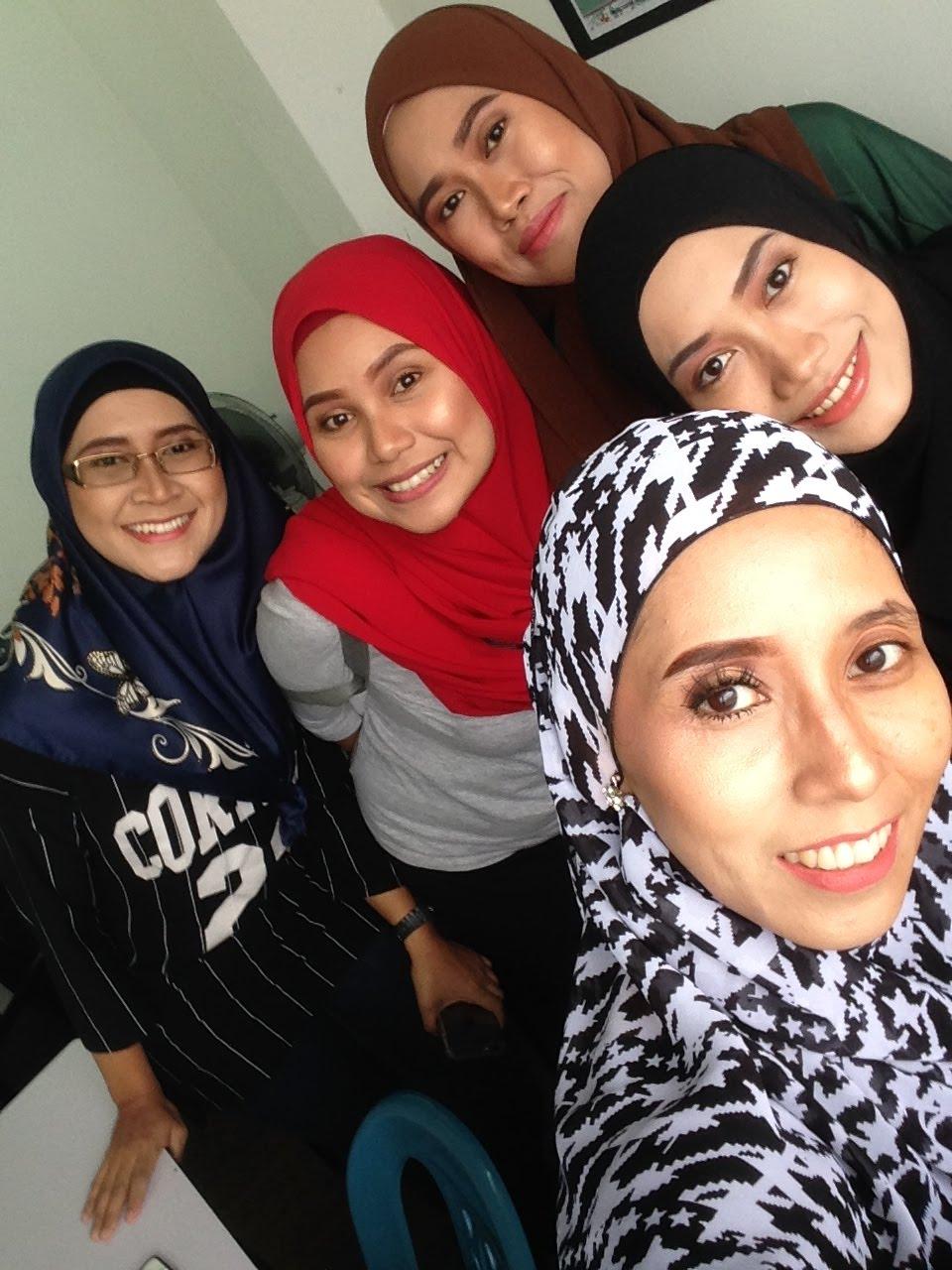 Kelas make up RM50 • 5 Nov 2016