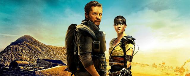 """""""Max: Fury Road"""" / """"Mad Max: Na drodze gniewu"""" (2015)"""