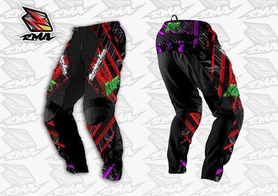 Jual Jersey Baju Pakaian Celana Sepeda, Motocross, Trail...dll - RMA Ride More Asia Jersey Sample 14