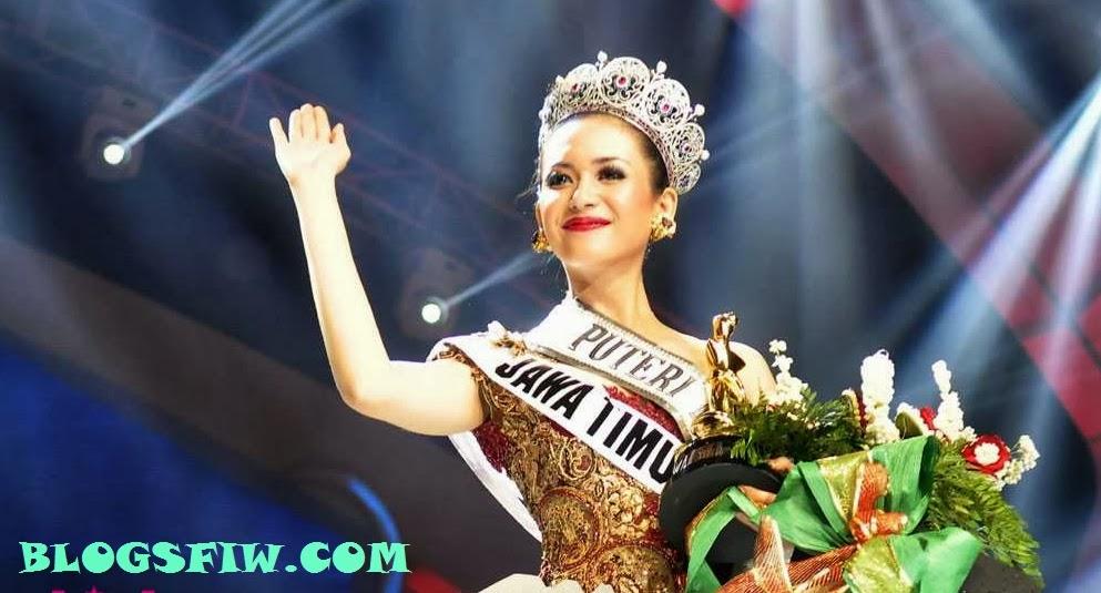 PUTERI INDONESIA 2014 , ELVIRA DEVINAMIRA WIJAYANTI