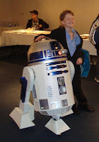 R2D2 at Sci-Fi on the Rock