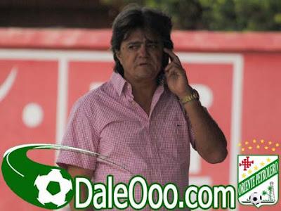 Oriente Petrolero - Luis Ernesto Álvarez - Club Oriente Petrolero
