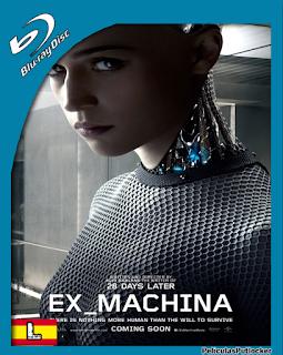 Ex-Machina (2014) BRRip 720p Latino