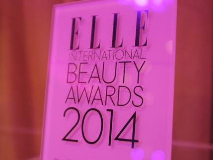 Le palmarès du ELLE Beauty Awards 2014 !