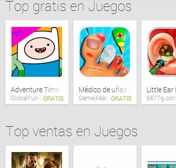 Los mejores juegos Android en febrero 2014