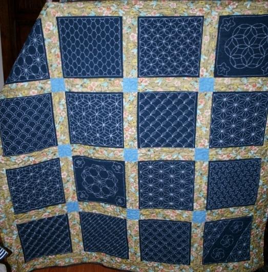 Sashiko Quilting Patterns : Weave-Away: Sashiko