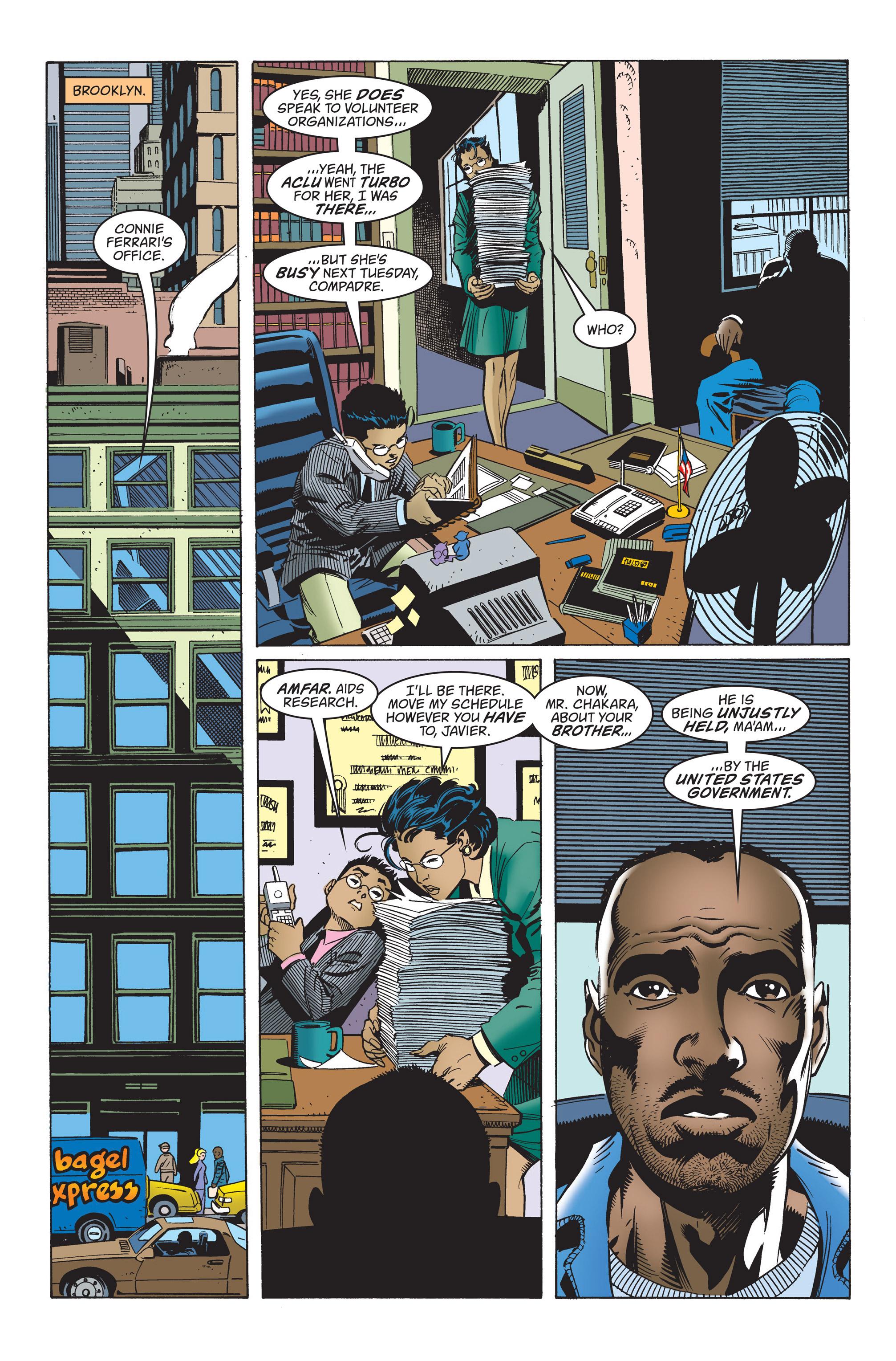 Captain America (1998) Issue #21 #27 - English 8