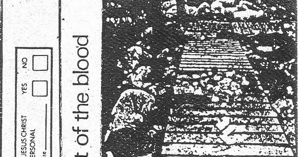 Blood Ov Thee Christ - Blood In Blood Out