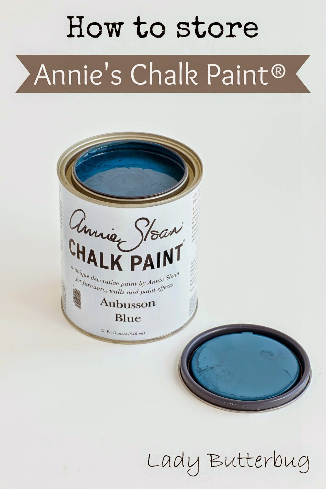 How to Store Annie's Chalk Paint®