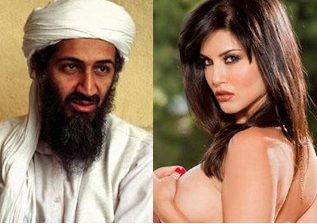 WatchTelugu: Bin Laden was watching Sunny Leone's Video before ...