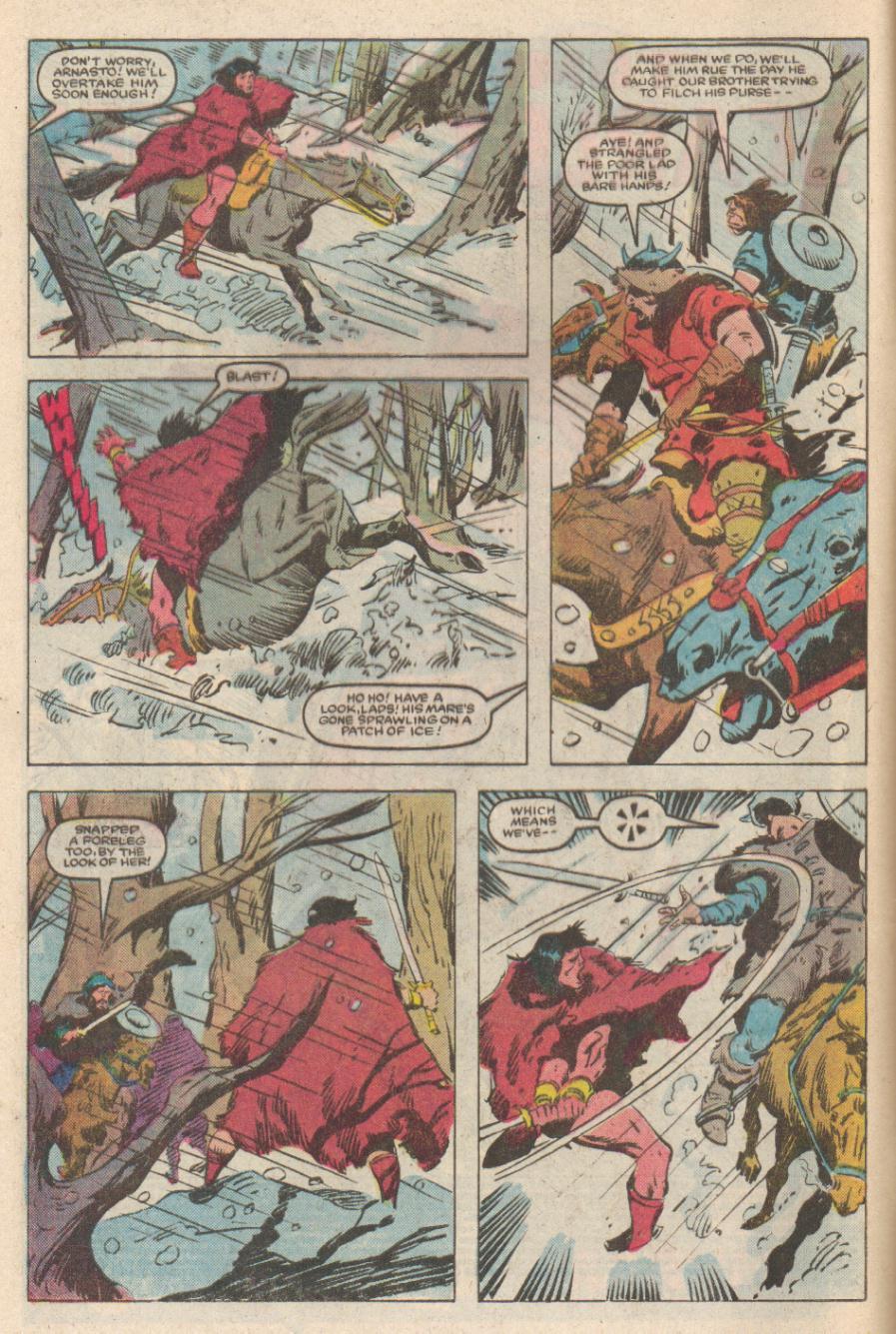 Conan the Barbarian (1970) Issue #169 #181 - English 3