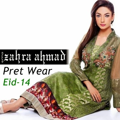 Zahra Ahmad Eid Collection 2014